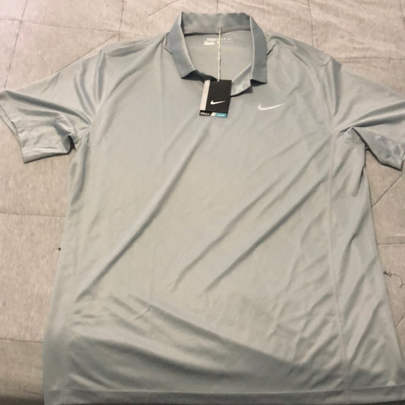 Nike Golf Polo Standard Fit Size Large